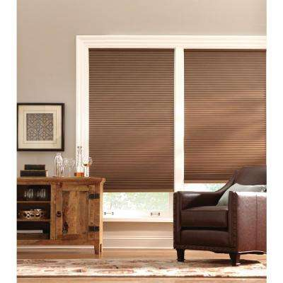 Cellular shades shades window treatments the home depot for Motorized shades home depot