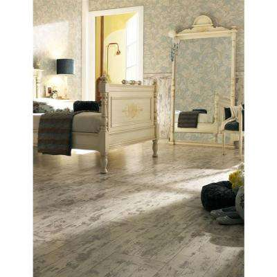 Maui Whitewashed Oak 8 mm Thick x 11-1/2 in. Wide x 46-1/2 in. Length Click Lock Laminate Flooring (22.28 sq. ft. /case)