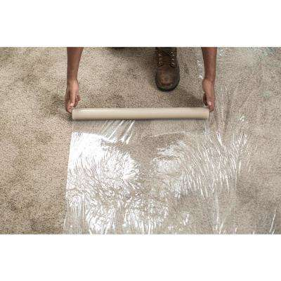 24 in. x 50 ft. Carpet Protection Self Adhesive Film