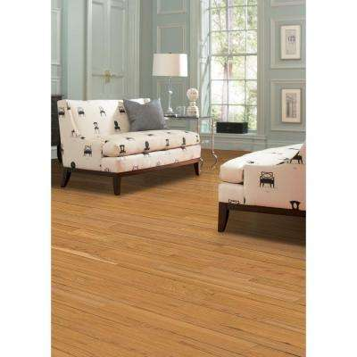 Wire Brushed Barrington Oak 3/8 in. x 3-1/2 in. and 6-1/2 in. x Varying Length Engineered Hardwood Flr (26.25 sq.ft./cs)