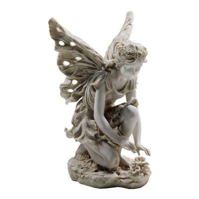 17 in. Fiona the Flower Fairy Statue-DISCONTINUED