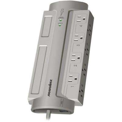 8-Outlet Power Conditioner/Surge Suppressor