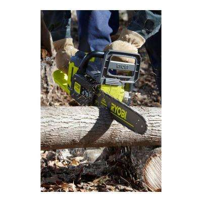 14 in. 40-Volt Brushless Lithium-Ion Cordless Battery Chainsaw (Tool Only)