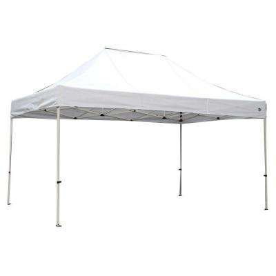 Festival 10 ft. W x 15 ft. D Instant Canopy
