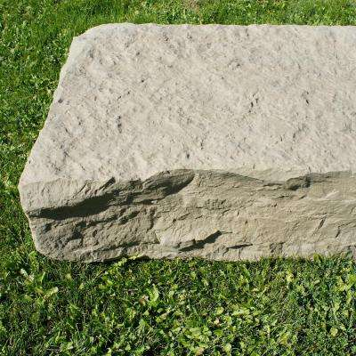 "13""H x 32""W x 41""L   Full Landscaping Rock - Oak"