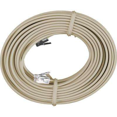 25 ft. Line Cord - Ivory