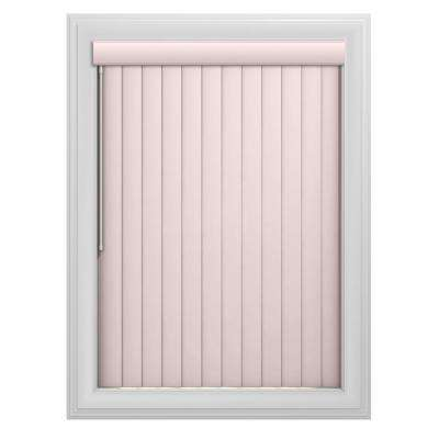 Passion Pink 3.5 in. PVC Louver Set (9-Pack)