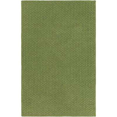 Caswell Forest 8 ft. x 10 ft. Indoor/Outdoor Area Rug