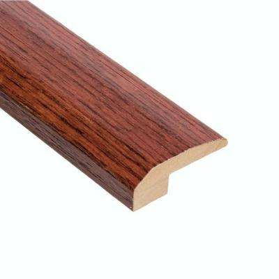 Hickory Tuscany 3/8 in. Thick x 2-1/8 in. Wide x 78 in. Length Hardwood Carpet Reducer Molding