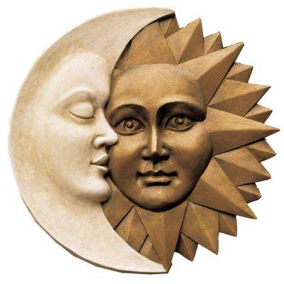 15.5 in. W x 2 in. D x 15.5 in. H Celestial Harmony Plaque-DISCONTINUED
