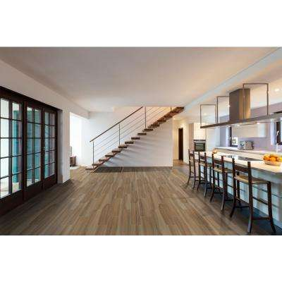 Ansley Cafe 8 in. x 24 in. Matte Ceramic Floor and Wall Tile (12.16 sq. ft. / case)