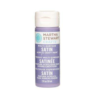 2-oz. Purple Yam Multi-Surface Satin Acrylic Craft Paint