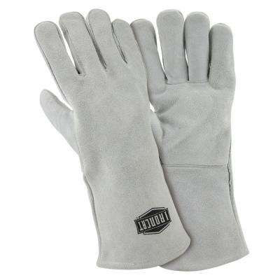 Shoulder Split Cowhide Welding Gloves