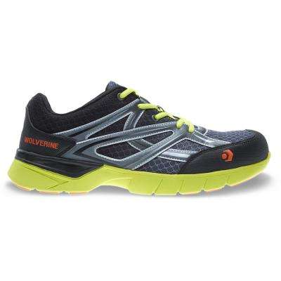 Men's Jetstream Slip Resistant Athletic Shoes - Composite Toe
