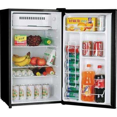 3.2 cu. ft. Mini Refrigerator in Black