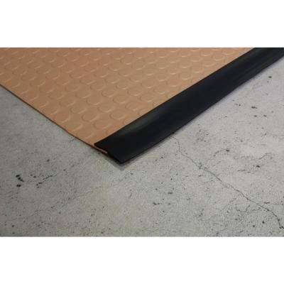 25 ft. length Midnight Black Mat Edge Trim