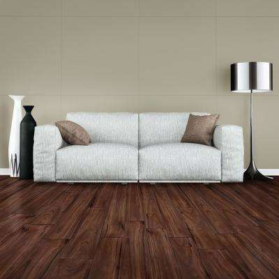 Sterling 1.2 Hickory 6 in. x 36 in. Peel and Stick Vinyl Plank Flooring (15 sq. ft. / case)