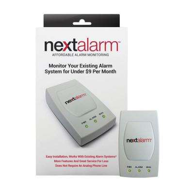 Wired Alarm Broadband Adapter for Existing Alarm Systems