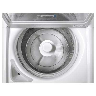 4.5 cu. ft. High-Efficiency White Smart Top Load Washing Machine with Wi-Fi, ENERGY STAR
