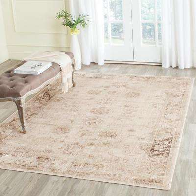 Vintage Stone 8 ft. 10 in. x 12 ft. 2 in. Area Rug