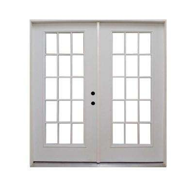 Galvanized Steel Exterior Doors Doors Windows The Home Depot
