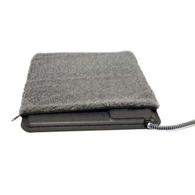 Deluxe Lectro-Kennel Small Gray Heated Pad Cover