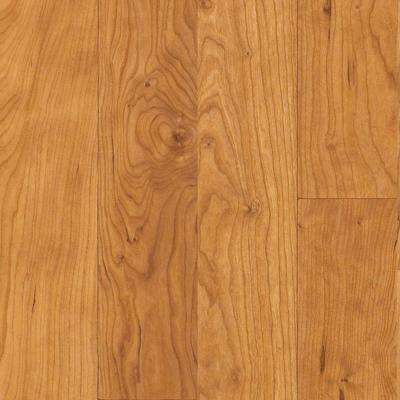 Native Collection II Natural Cherry 8 mm Thick x 7.99 in. Wide x 47-9/16 in. Length Laminate Flooring(26.40 sq.ft./case)