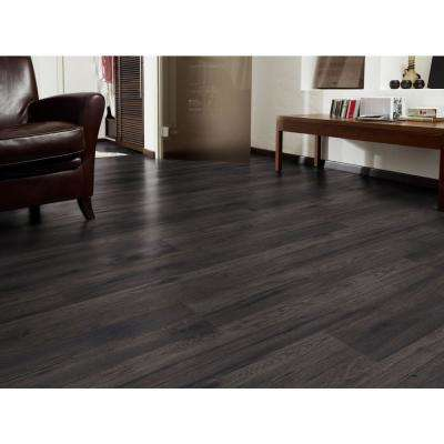 Bantam Woods Oak 12 mm Thick x 6.26 in. Wide x 50.79 in. Length Laminate Flooring (15.45 sq. ft./case)