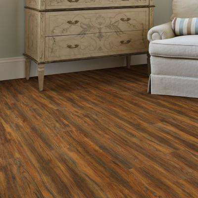 Jefferson 7 in. x 48 in. Tellico Resilient Vinyl Plank Flooring (18.68 sq. ft. / case)