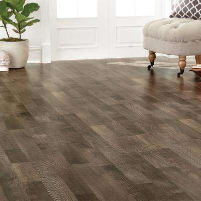 Embossed Willoughby Elm 8 mm Thick x 7.64 in. Wide x 50.63 in. Length Laminate Flooring (21.48 sq. ft. / case)