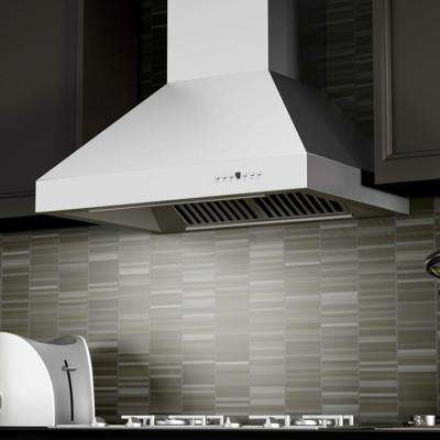 ZLINE 60 in. 1200 CFM Outdoor Wall Mount Range Hood in Stainless Steel