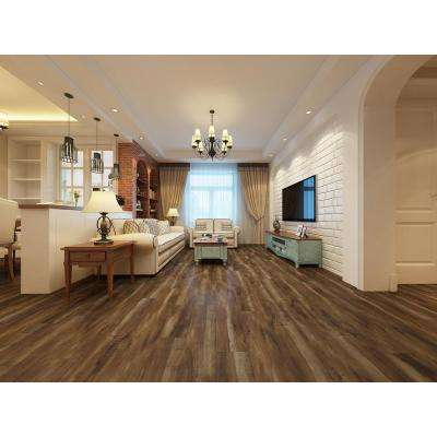 Mesquite 1/3 in. Thick x 7.68 in. Wide x 47.83 in. Length Laminate Flooring (25.51 sq. ft.)