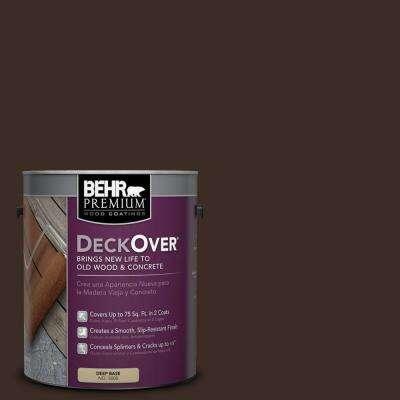 #SC-103 Coffee Premium DeckOver
