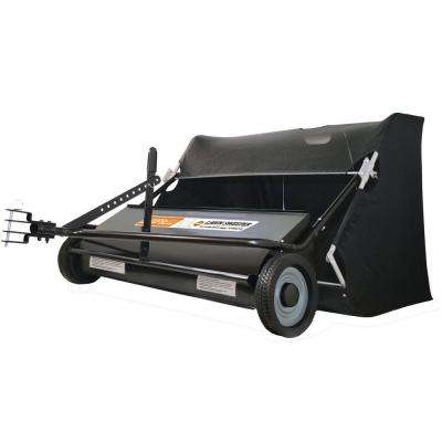 42 in. 22 cu. ft. Lawn Sweeper