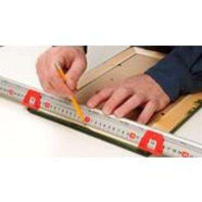 24 in. Measure Mate - English/Metric Graduations 1/16 and mm