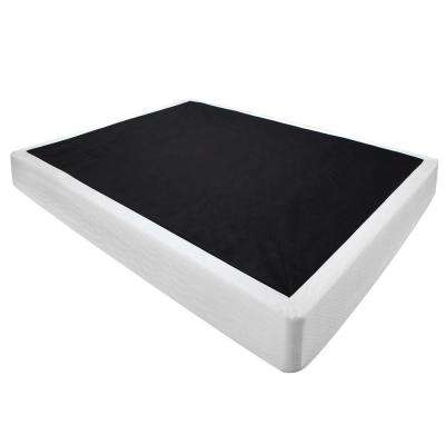 Instant Foundation 8 in. H Regular Profile Mattress Foundation : Replacement Box Spring, Multiple Sizes