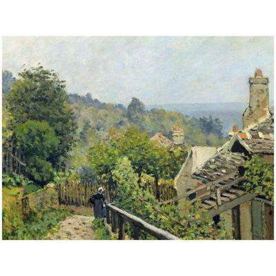24 in. x 32 in. Louveciennes 1873 Canvas Art