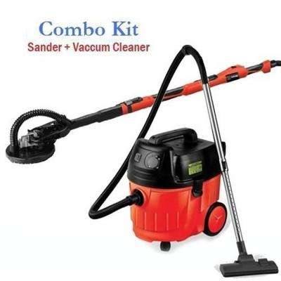 Dust Free Heavy Duty Portable Drywall Sander and Vacuum