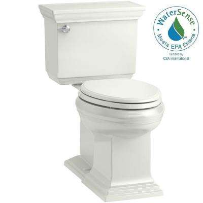 Memoirs 2-piece 1.28 GPF Single Flush Elongated Toilet in Dune
