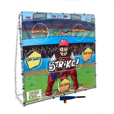 Baseball Sports Game and Soccer Goal Post