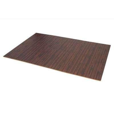 Cherry Printed Wood Grain 24 in. x 24 in. x 3/8 in. Interlocking EVA Foam Flooring Mat (24 sq. ft. / pack)