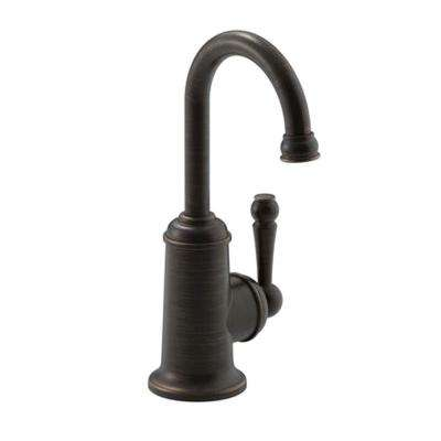 Wellspring Single Handle Bar Faucet in Oil-Rubbed Bronze