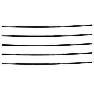 3/8 in. x 24 in. Straight Nylon Tubing (5-Pack)