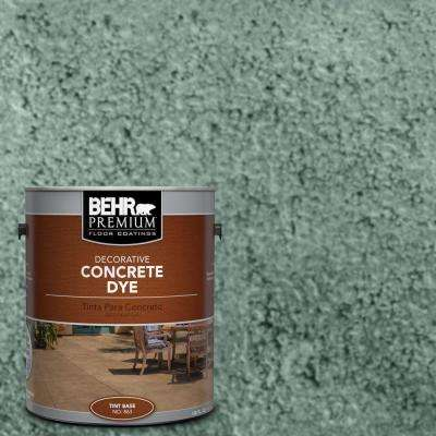 #CD-822 Emerald Pool Concrete Dye
