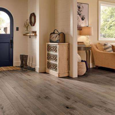 Revolutionary Rustics Maple Coast to Coast 1/2 in. T x Varying W x Varying L Engineered Hardwood Flooring (37.9 sq.ft.)