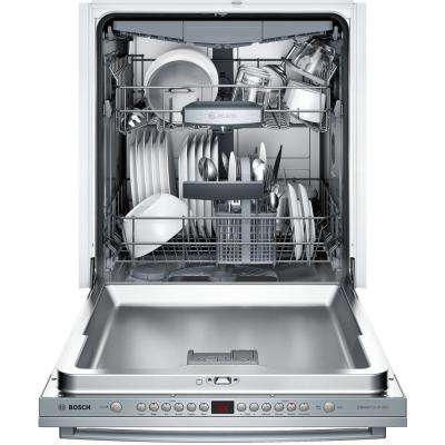 800 Series 24 in. ADA Top Control Tall Tub Dishwasher in Stainless Steel with Stainless Steel Tub and 3rd Rack, 44dBA