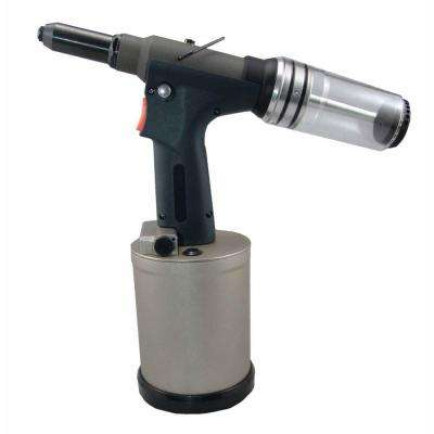 Industrial Pneumatic Rivet Tool with Case-DISCONTINUED