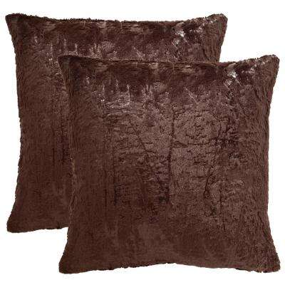 Kiki Textures and Weaves Pillow (2-Pack)