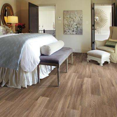 Wisteria Washington 6 in. x 48 in. Resilient Vinyl Plank Flooring (53.93 sq. ft. / case)