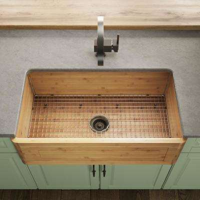 Wood Kitchen Sinks Kitchen The Home Depot